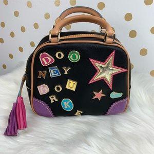 Dooney & Bourke Special Edition Square Bowler Bag